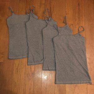 Aeropostale grey cami bundle small